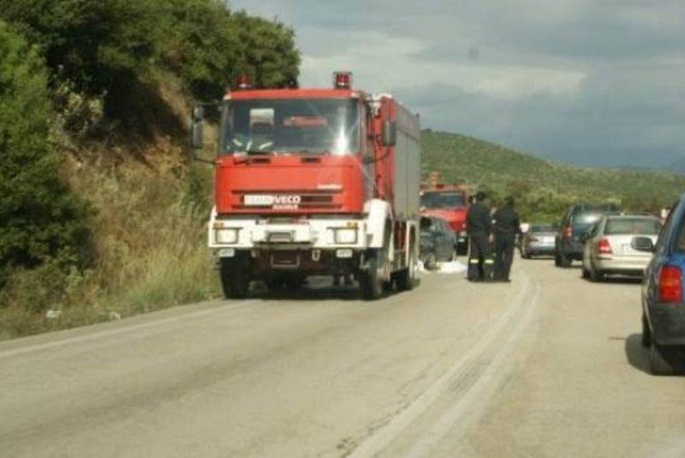 Τραγωδία στη Βόνιτσα: Αυτοκίνητο έπεσε σε χαράδρα