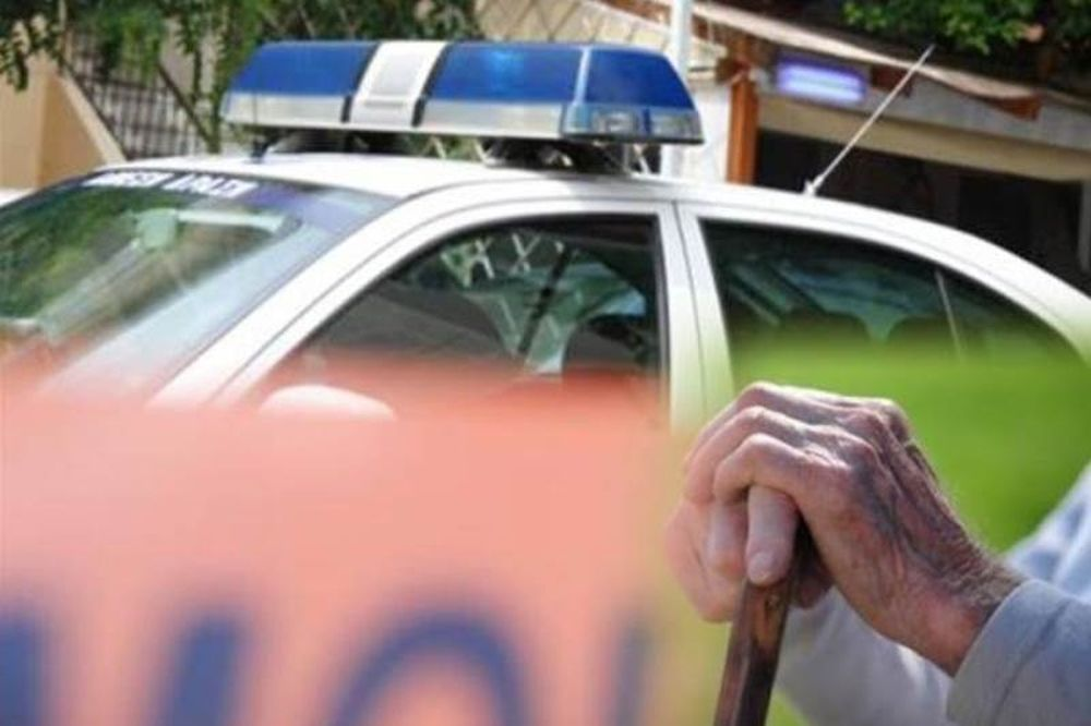 Κόρινθος: Ληστές έκαψαν ζωντανό ανάπηρο ηλικιωμένο