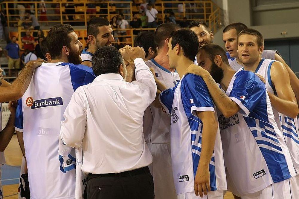 Εθνική Ελλάδας Ανδρών: Ανάσες για τους διεθνείς