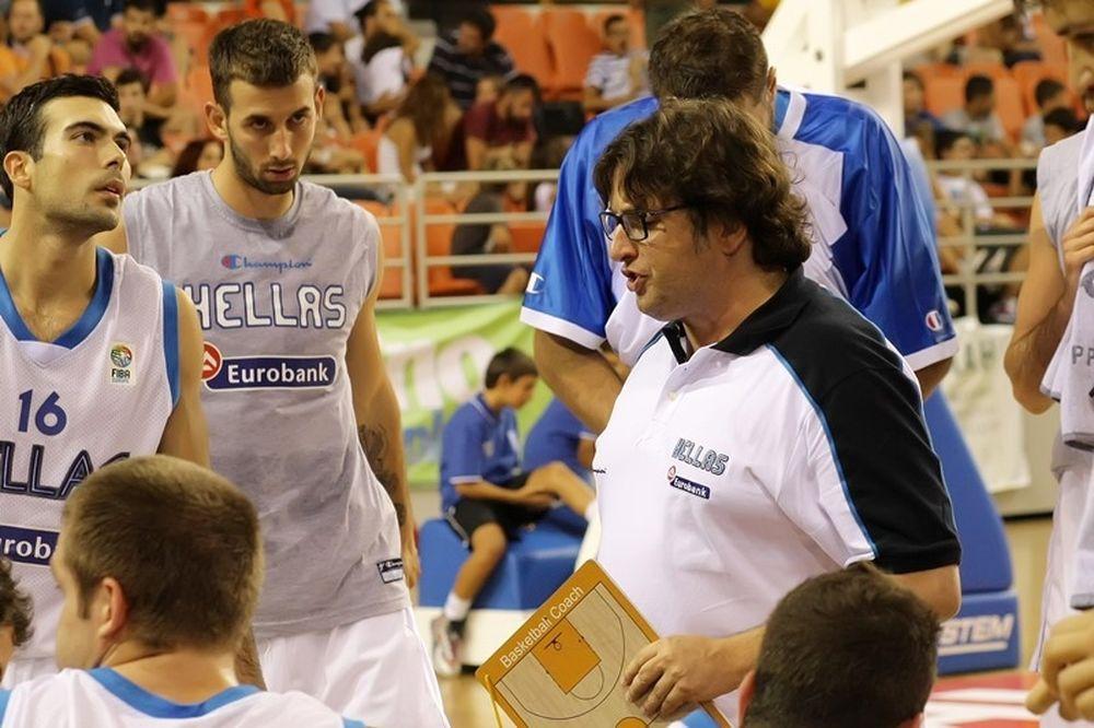 Εθνική Μπάσκετ Ανδρών: Καλά νέα για Τρινκιέρι