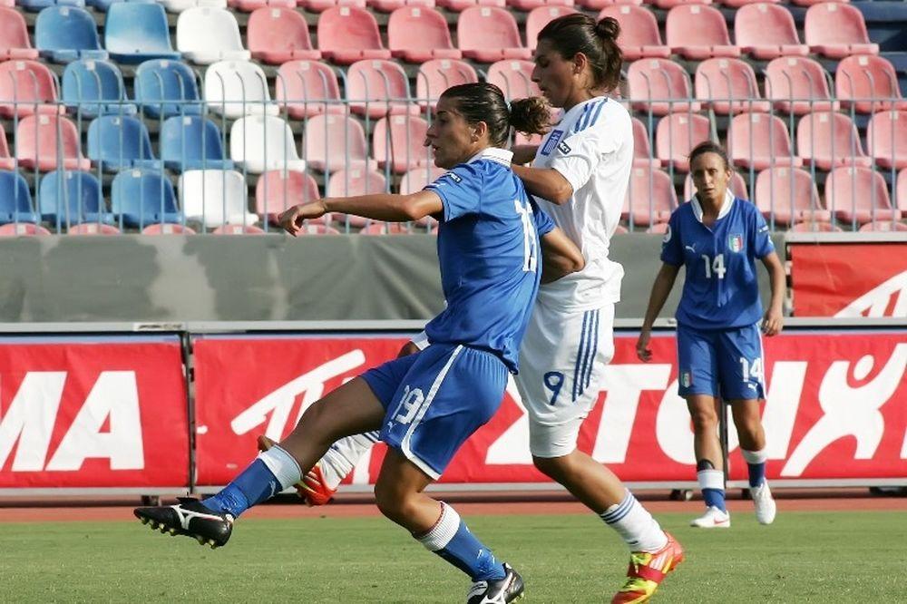 Εθνική Ποδοσφαίρου Γυναικών: Η αποστολή για τα Χανιά