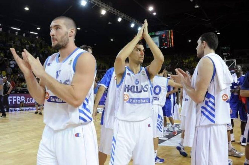 Εθνική Ελλάδας Ανδρών: Γενική είσοδος 10 ευρώ στο Ακρόπολις