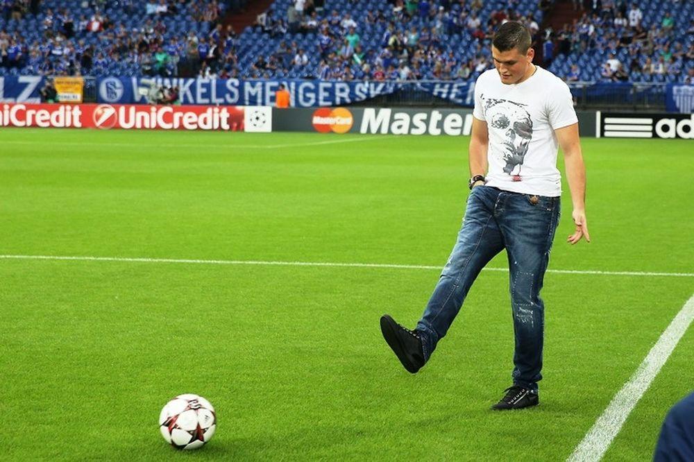 Παπαδόπουλος: «Θέλω να παίξω στο Champions League»