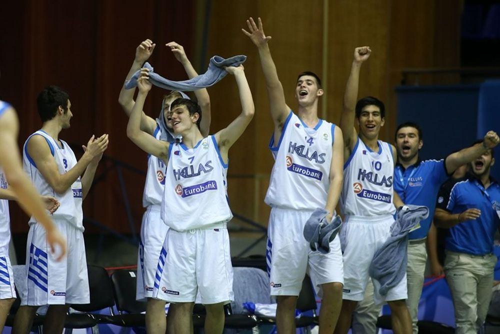 Εθνική Μπάσκετ Παίδων: Η αστεία πλευρά (video)