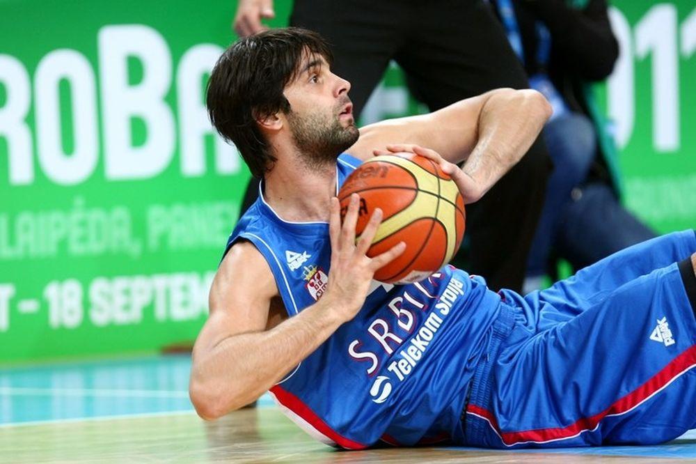 Τεόντοσιτς: «Ρεαλιστικό να είμαι στο Ευρωμπάσκετ»