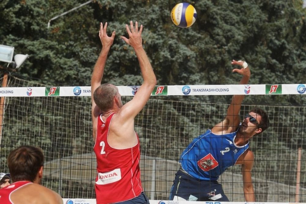 Grand Slam Μόσχας: Μεγάλη νίκη και πρόκριση για Κοτσιλιάνο / Ζουπάνη