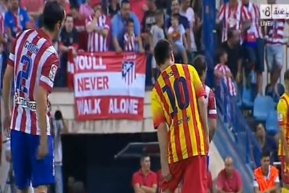 Μπαρτσελόνα: Ήθελαν να τραυματίσουν τον Μέσι οι παίκτες της Ατλέτικο! (video)