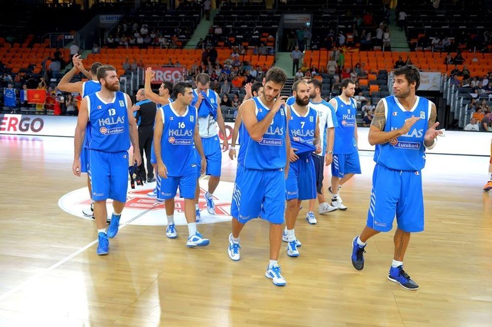 Εθνική Μπάσκετ Ανδρών: Το πρόγραμμα του Ακρόπολις