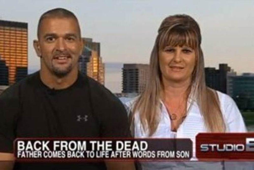 Βίντεο: Απίστευτο - Ήταν νεκρός επί 45 λεπτά και επανήλθε στη ζωή
