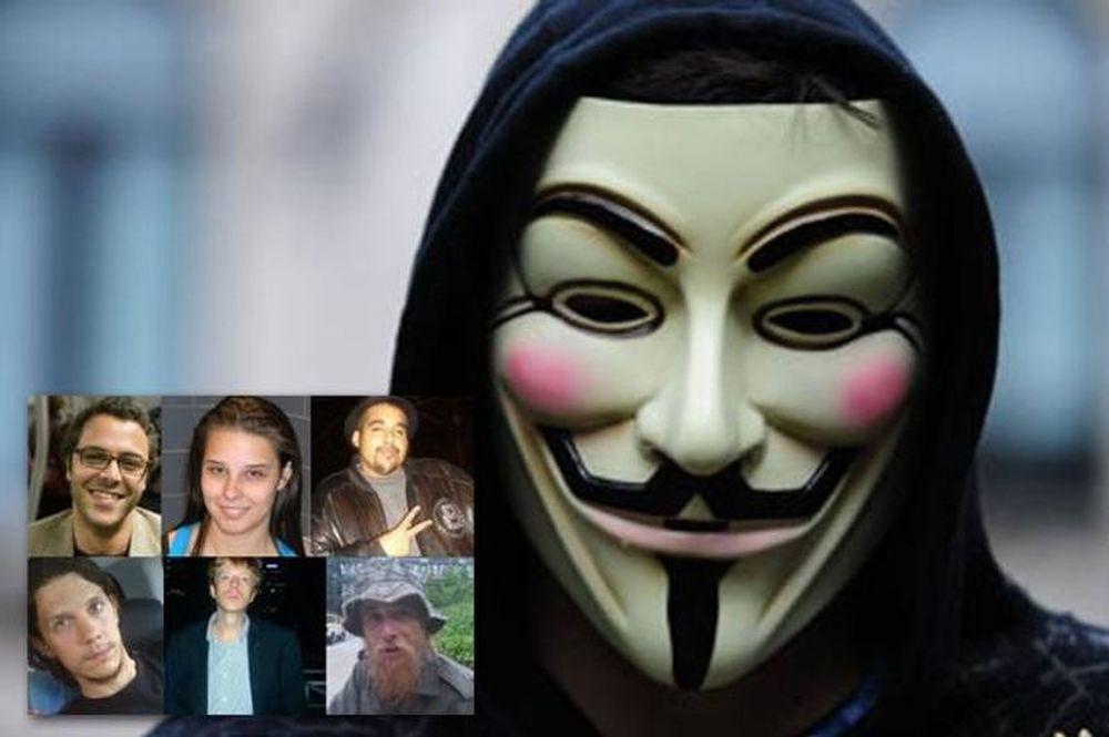Νέα τροπή στον πόλεμο Anonymous-FBI μετά τη σύλληψη της ηγεσίας τους