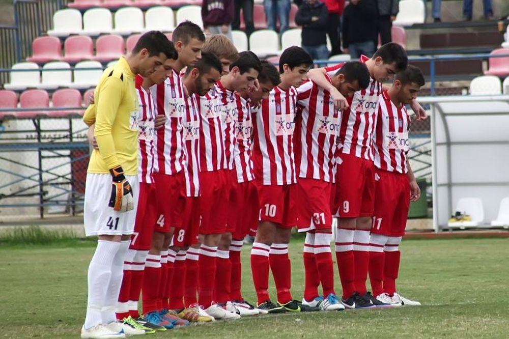 Πλατανιάς-Αστέρας Τρίπολης 1-1 (Κ20)