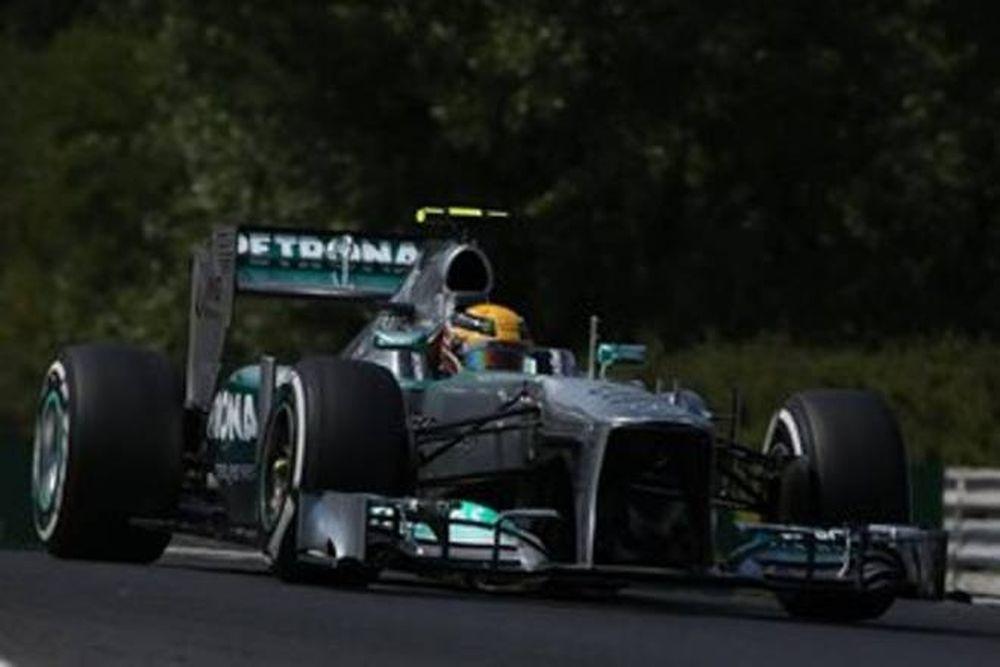 Γκραν Πρι Βελγίου: Pole Position για Χάμιλτον