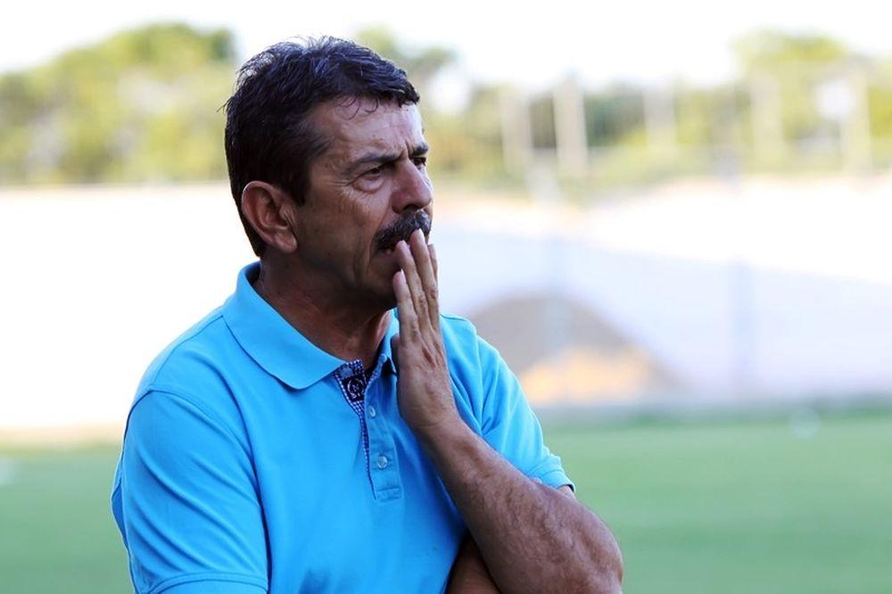 Πετράκης: «Αφετηρία το ματς με τον Ατρόμητο»