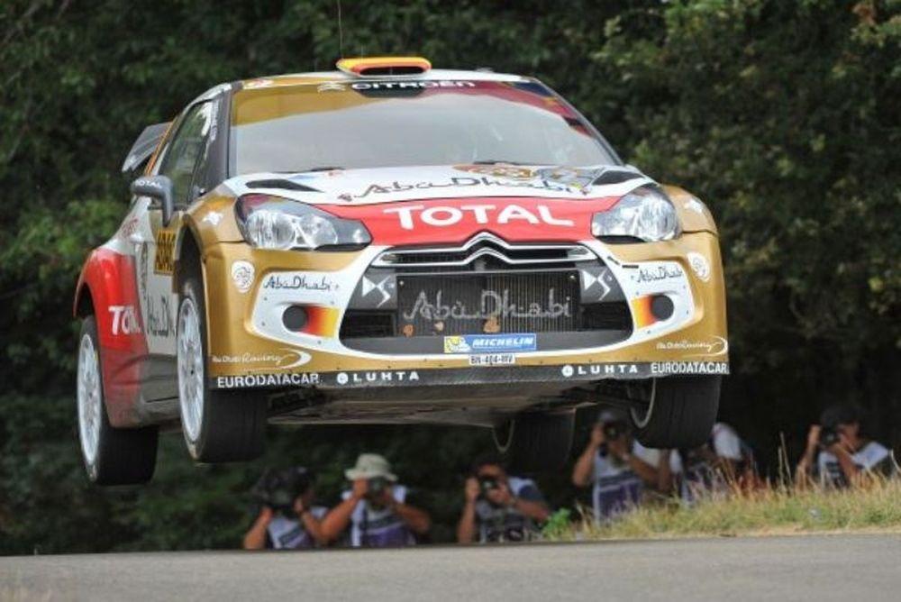 WRC: Πρωτιά για Sordo
