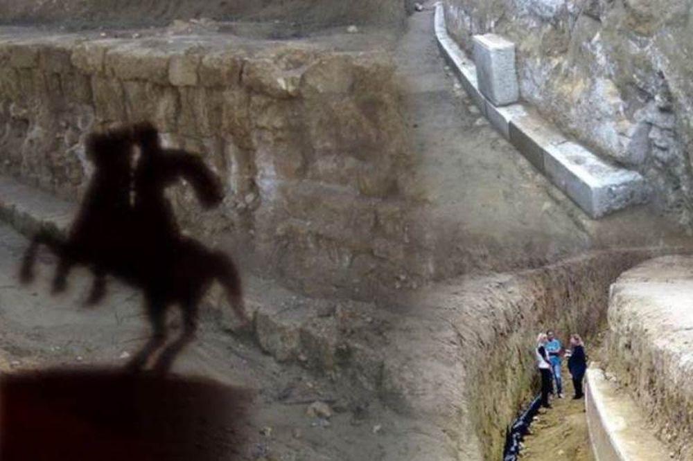 Πόσο πιθανό είναι να πρόκειται για τον τάφο του Μεγάλου Αλεξάνδρου;