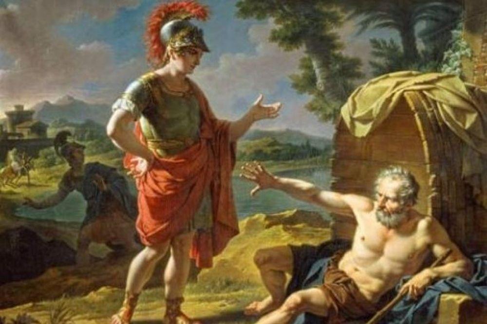 Μέγας Αλέξανδρος - Ο άνθρωπος πέρα από το θρύλο