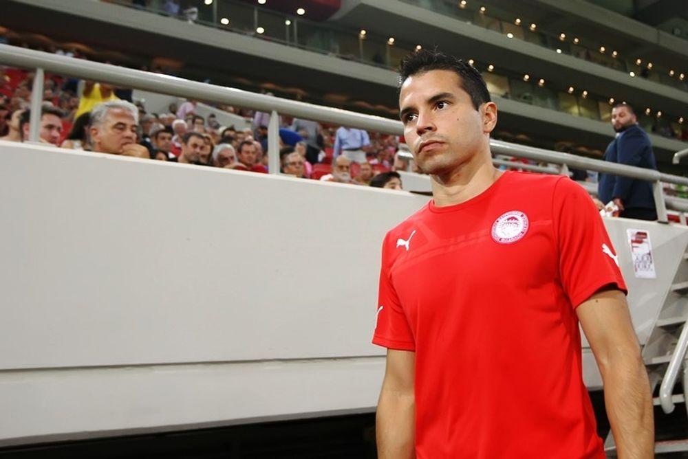 Ολυμπιακός: Άνοιξε λογαριασμό ο Σαβιόλα