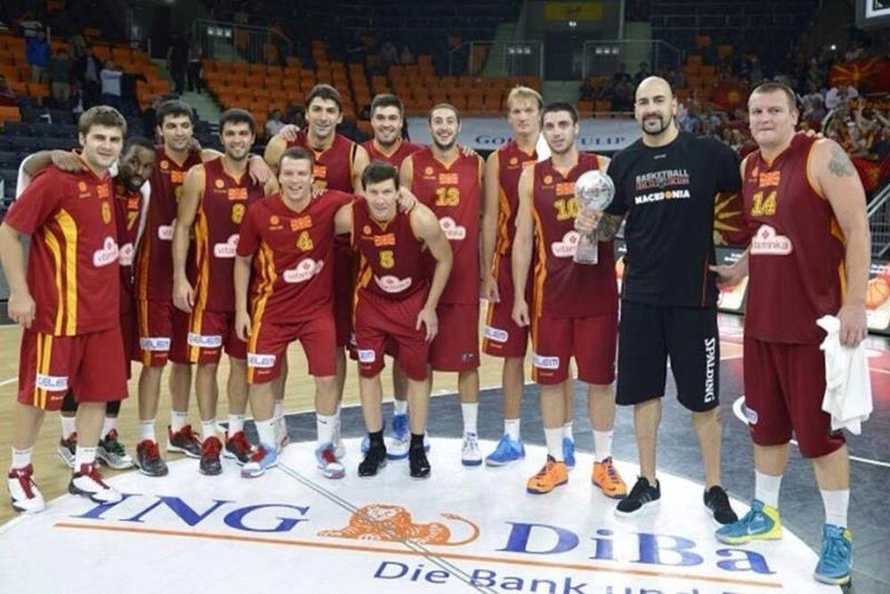 Σκόπια: Κατέκτησαν το τουρνουά του Ουλμ