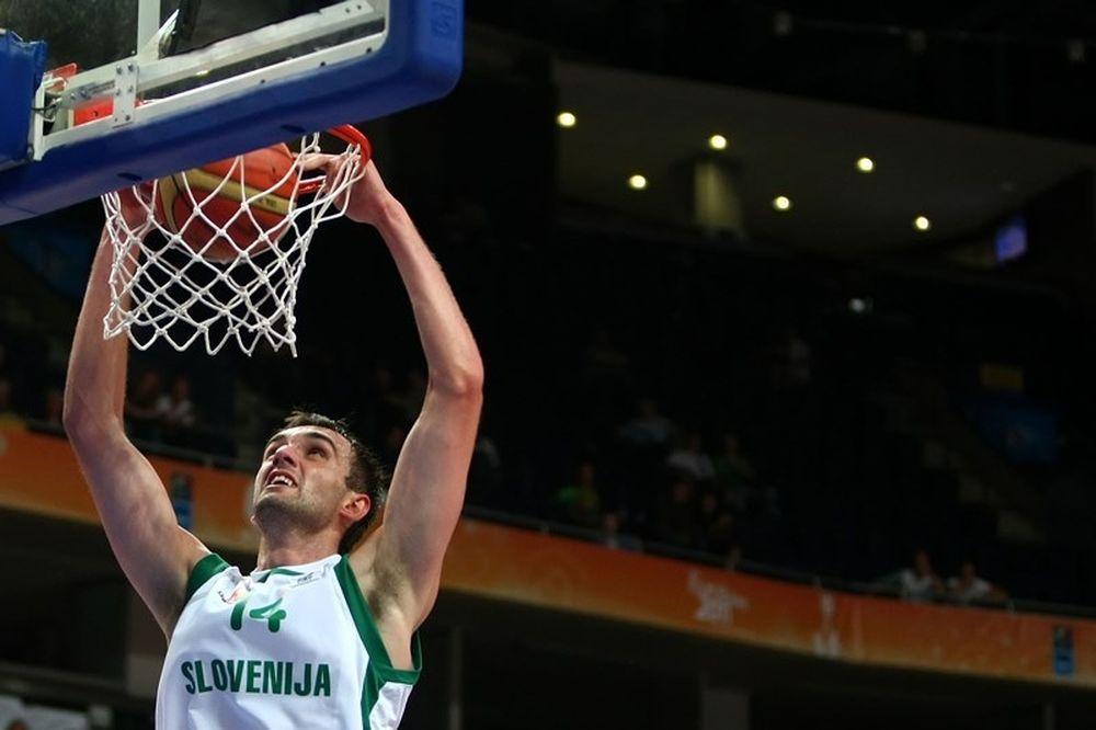 Σλοβενία: Με Μπέγκιτς στο Ευρωμπάσκετ