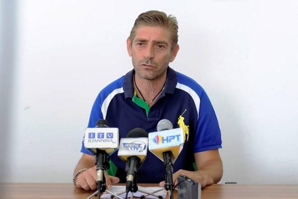 Παντελίδης: «Βλέπουμε ξεχωριστά τα ματς»