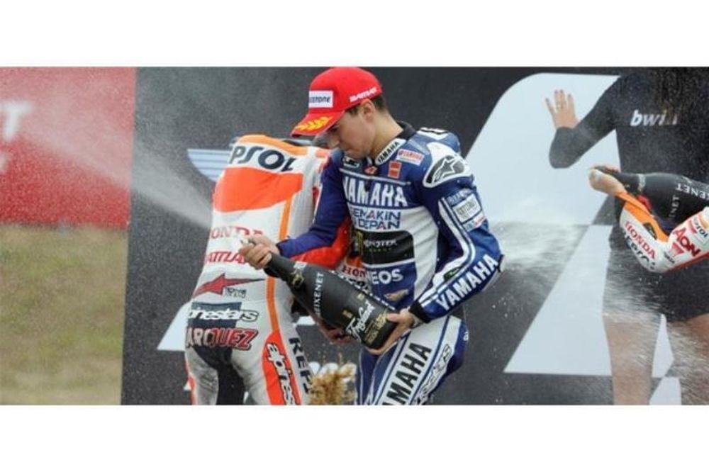 Moto GP: Απογοητευμένος ο Λορένθο