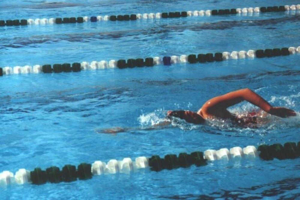 Κολύμβηση: Τελικό με ρεκόρ ο Χρήστου