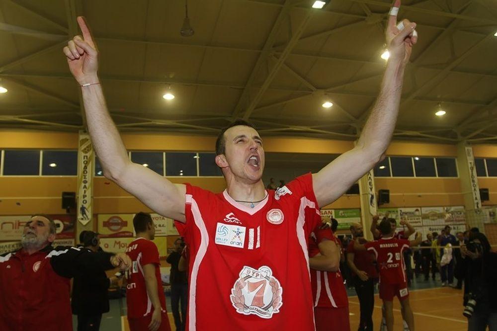 Ολυμπιακός: Ενσωματώθηκε ο Γιορντάνοφ