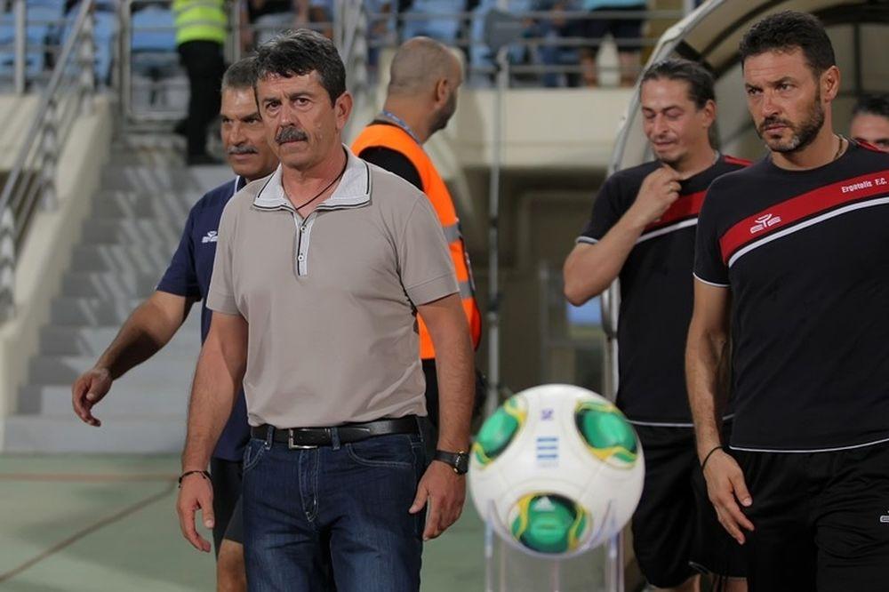 Πετράκης: «Κερδίσαμε δίκαια μια ομάδα με ποιότητα»