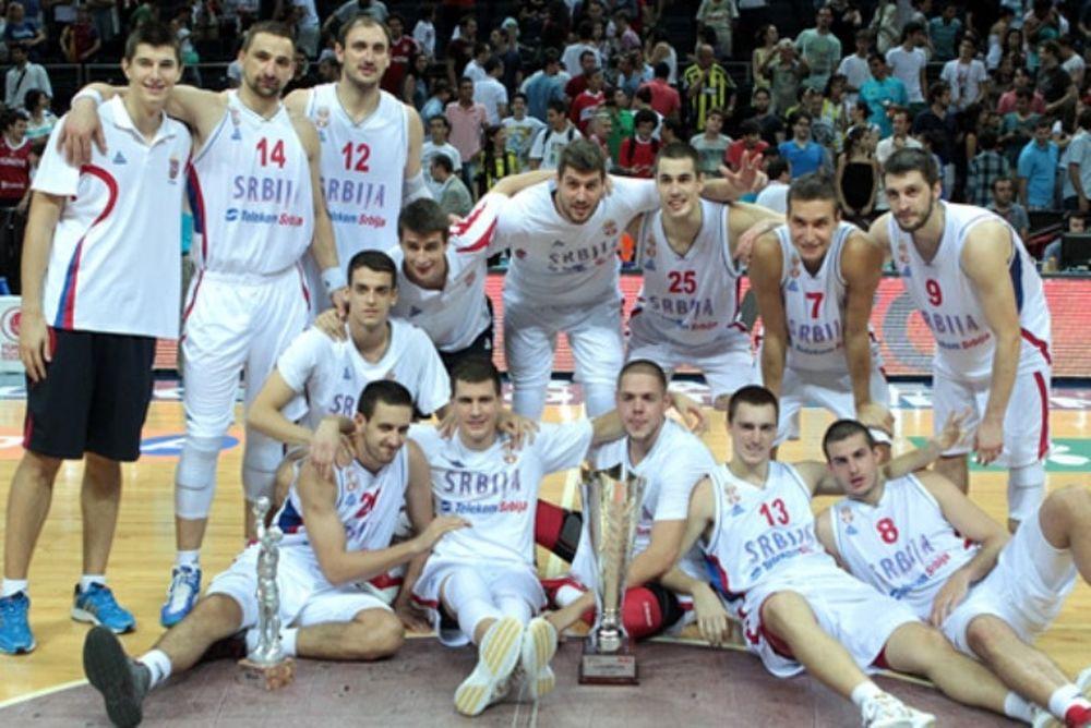 Σαν τη... Σερβία νικάει η Ελλάδα την Τουρκία (photos+video)