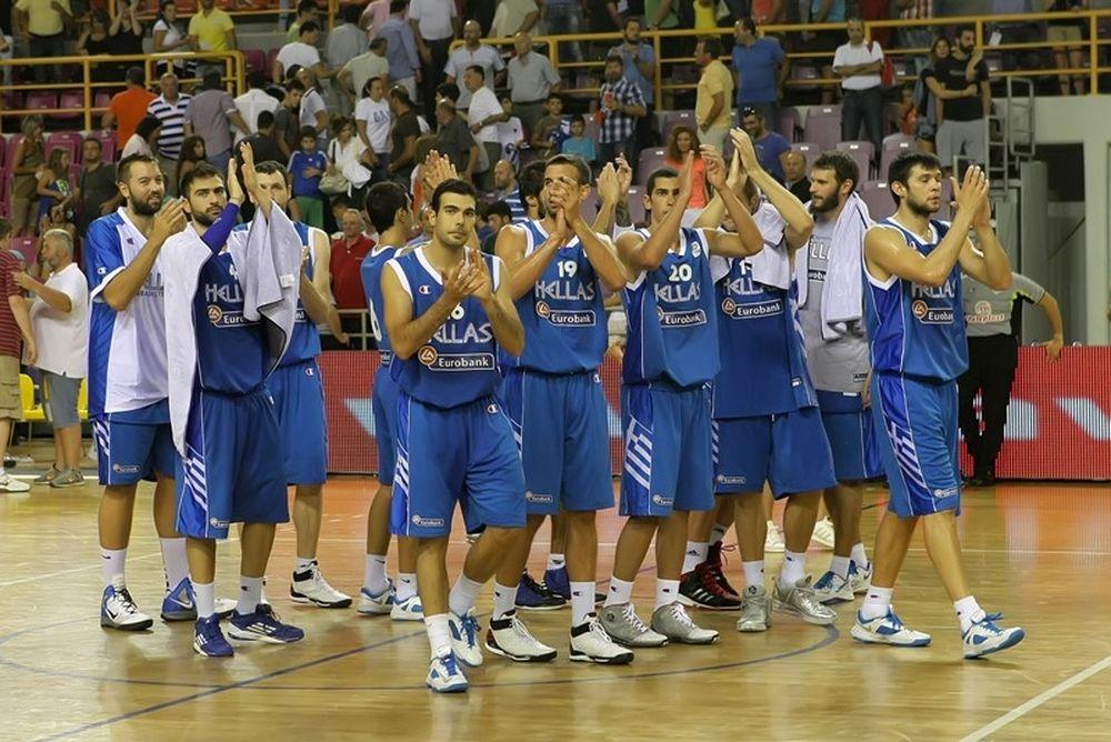 Εθνική Μπάσκετ Ανδρών: Γνωρίστε τους διεθνείς (video)