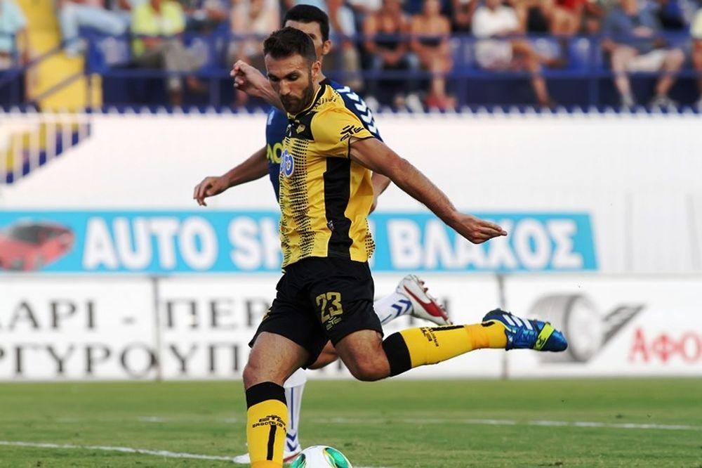 Αναστασάκος: «Προσπαθούμε να παίξουμε ποιοτικό ποδόσφαιρο»