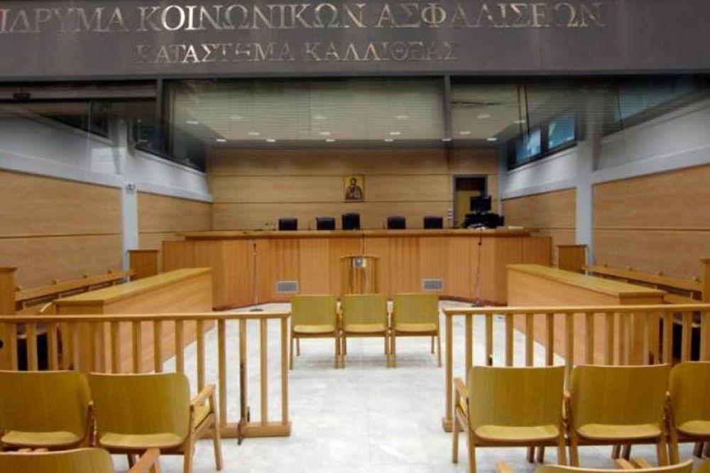 Έπεσε νεκρός στο δικαστήριο κατηγορούμενος για την άπατη-μαμούθ