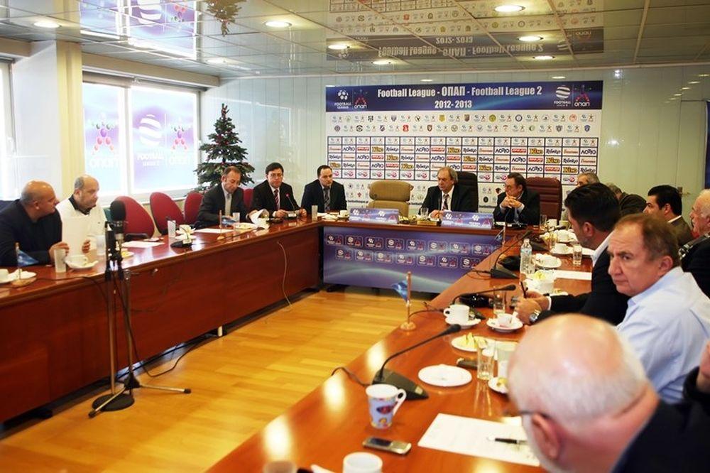 Football League: Άνοδος μέσω πλέι οφ 14 αγωνιστικών!
