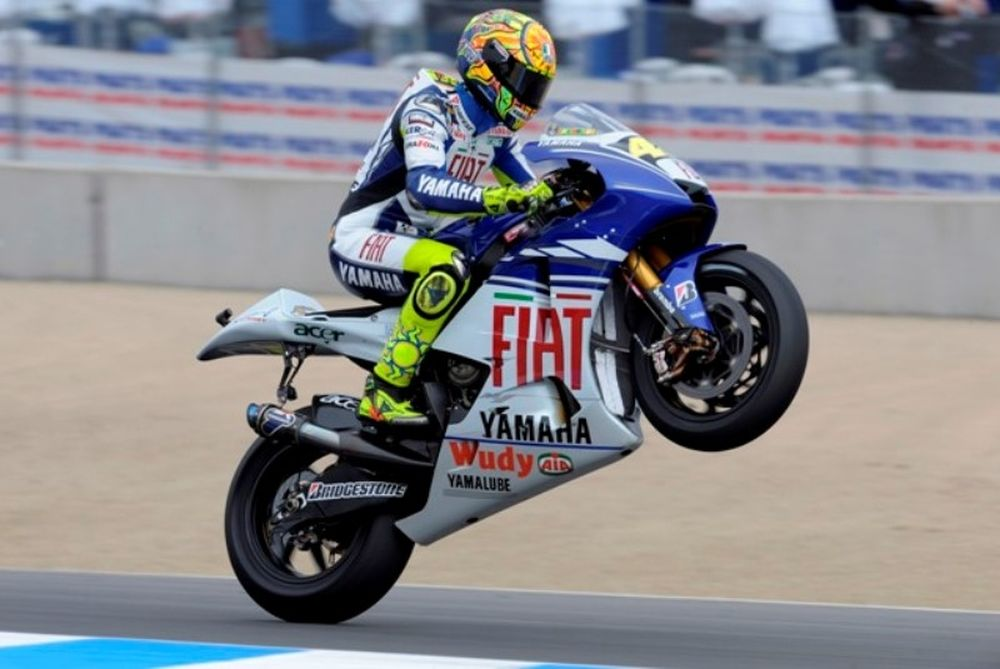 Μοto GP: Τα παράπονα του Ρόσι για Yamaha