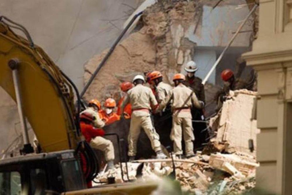 Νεκροί, τραυματίες και αγνοούμενοι από κατάρρευση κτιρίου
