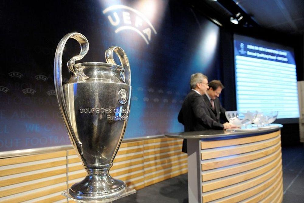 Champions League: Ολοκληρώνεται το... παζλ