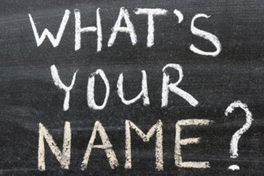 Γνωρίζετε τι σημαίνει το επώνυμό σας;
