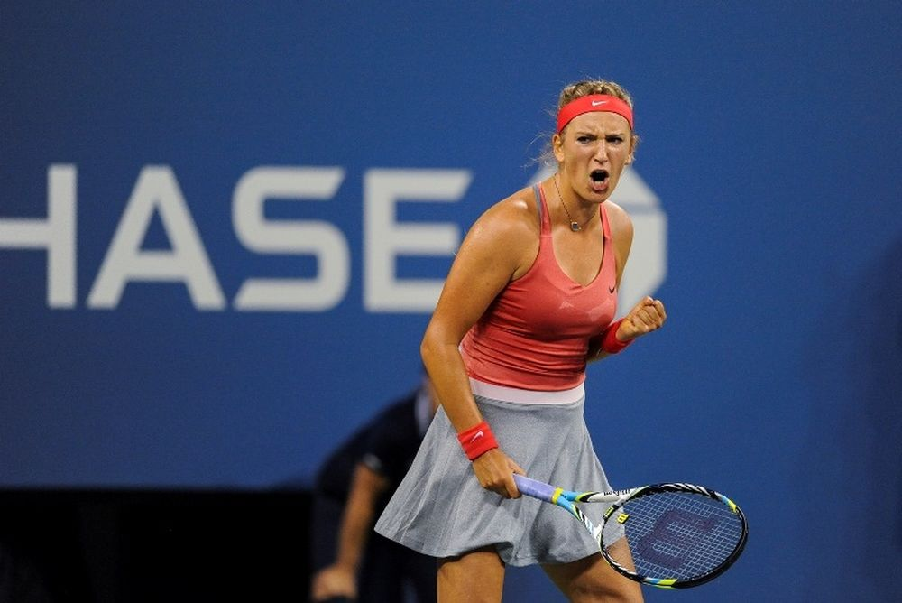 US Open: «Καθαρή» νίκη για Αζαρένκα (photos)