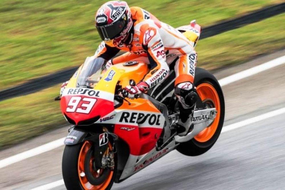 Μάρκεθ: «Νιώθω καλά πάνω στη μοτοσικλέτα»