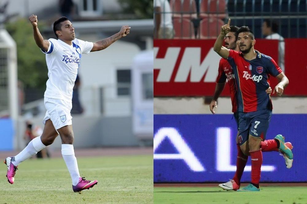 Super League: Πρωτιά για Κολοβό και Τσάβες