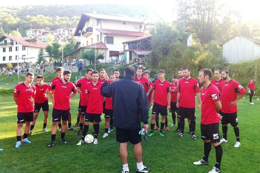 Χαραλαμπίδης: «Το πρωτάθλημα θα είναι ο πιο ανταγωνιστικό»