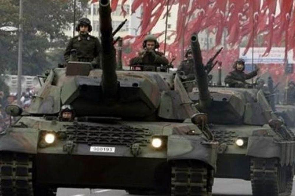 Τουρκία: Σε κατάσταση ετοιμότητας τέθηκαν οι ένοπλες δυνάμεις