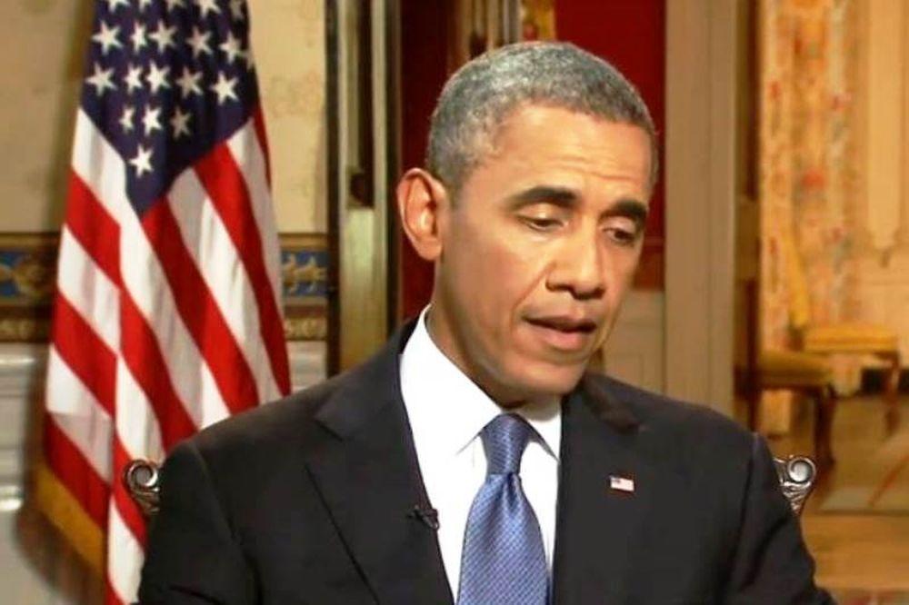 Ομπάμα: Δεν έχουμε λάβει ακόμα καμιά απόφαση για τη Συρία (βίντεο)