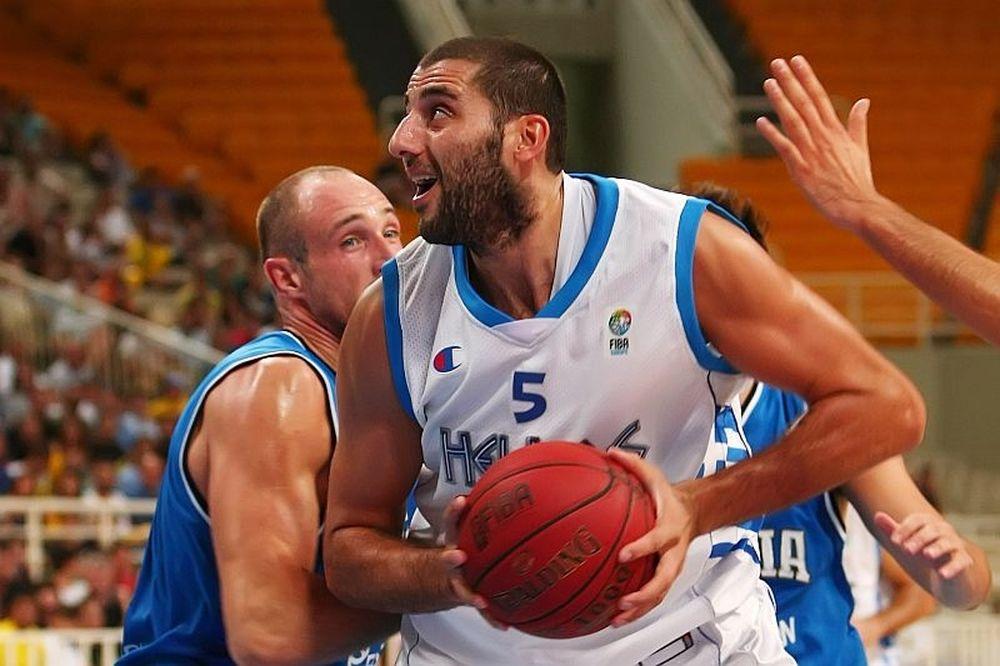 Μπουρούσης: «Όπως πρέπει στο Ευρωμπάσκετ»