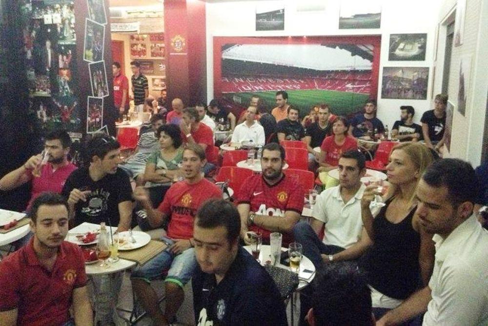 Μάντσεστερ Γιουνάιτεντ: Κάλεσμα από το Greek Supporters Group