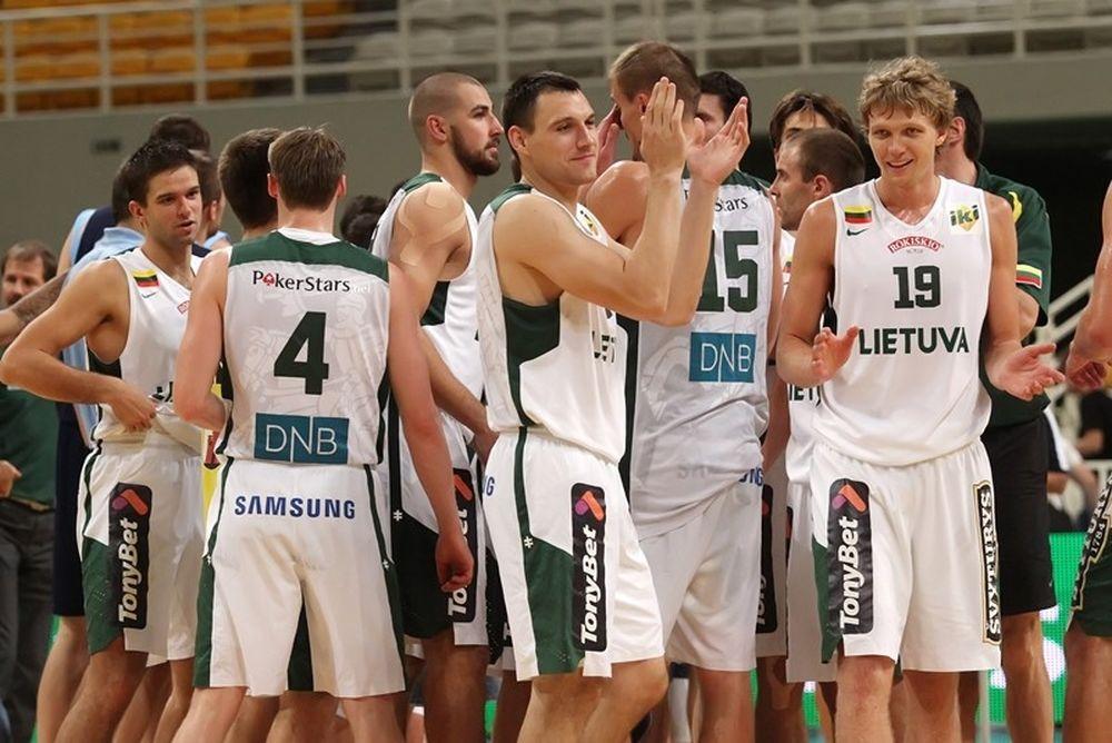 Λιθουανία: Με Ματσιούλις στο Ευρωμπάσκετ