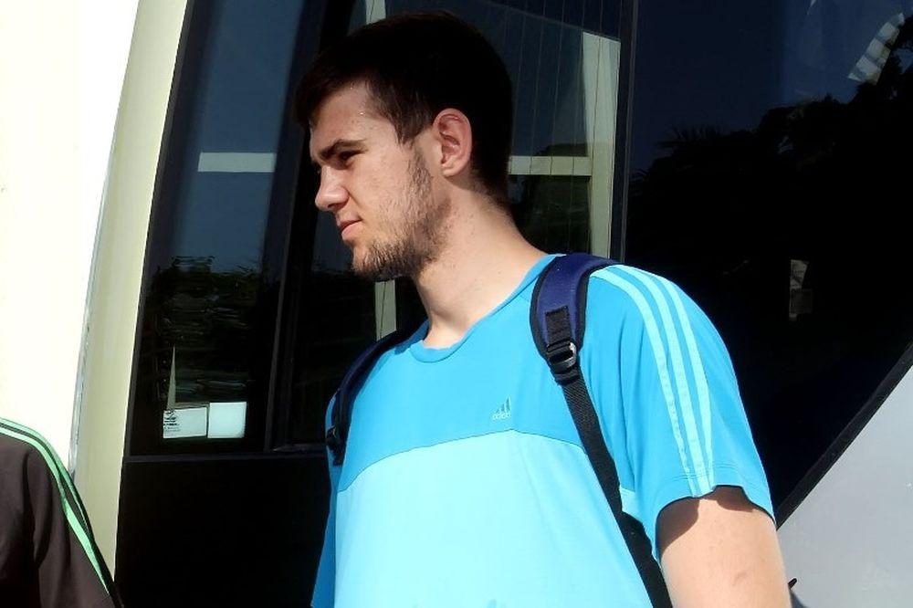 Παναθηναϊκός: Στο Ευρωμπάσκετ ο Διαμαντάκος