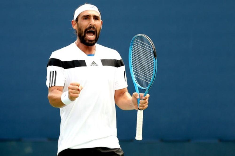 US Open: Εκπληκτικός ο Παγδατής