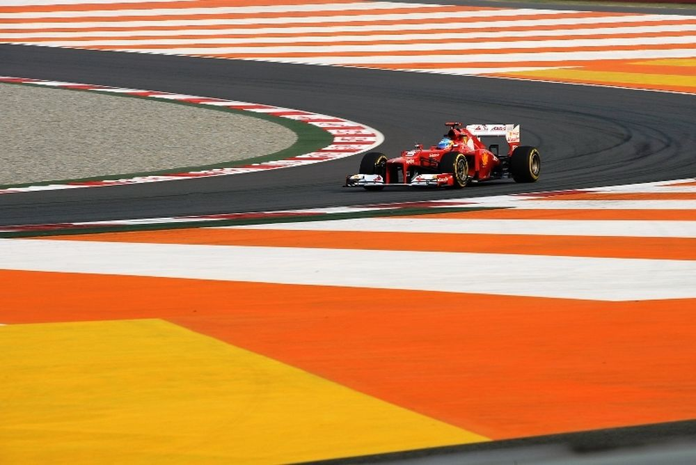 Formula 1: Εκτός η Ινδία το 2014