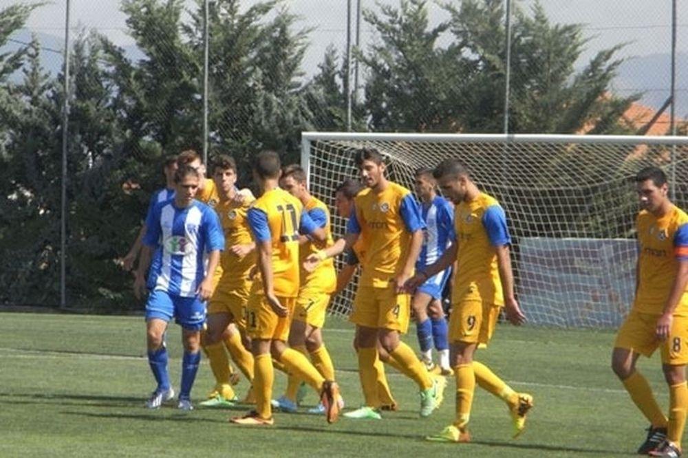 Αστέρας Τρίπολης – Απόλλων Σμύρνης 6-0 (Κ20)